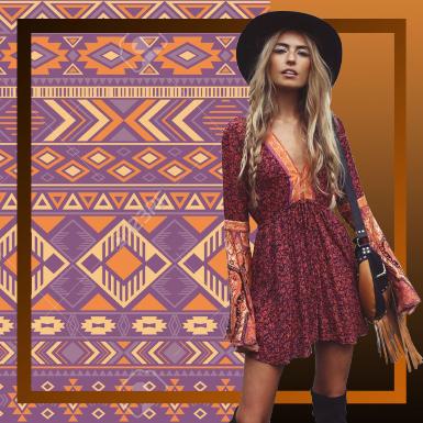 Boho-chic – Mang vẻ đẹp miền viễn Tây hoang dã hòa cùng tinh thần vị lai của thời trang đương đại
