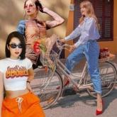 Street style từ nữ tính đến nổi loạn của sao Việt tuần qua