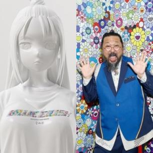 Billie Eilish bắt tay cùng nghệ sĩ Takashi Murakami hợp tác với UNIQLO ra mắt BST áo thun ấn tượng