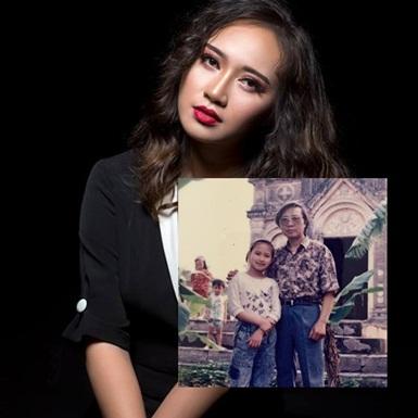 Thư ca sĩ Khánh Linh gửi người bố đã khuất: Bố ơi, bố mãi là ký ức trường tồn trong con!