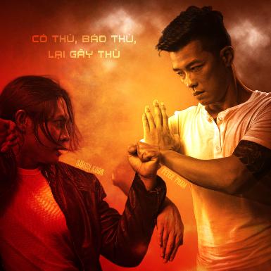 """Sao võ thuật """"Diệp vấn 3"""" và đương kim vô địch boxing châu Á cùng xuất hiện trong dự án phim hành động võ thuật Việt"""