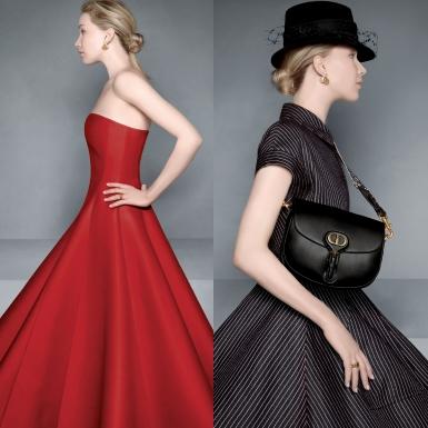 """Jennifer Lawrence """"sang chảnh"""" trong hình ảnh quảng cáo BST Thu 2020 của Dior"""