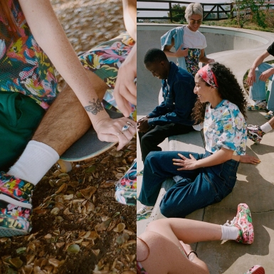 Tưng bừng hoa lá với BST hoàn hảo cho mùa hè 2020 từ thương hiệu Kenzo