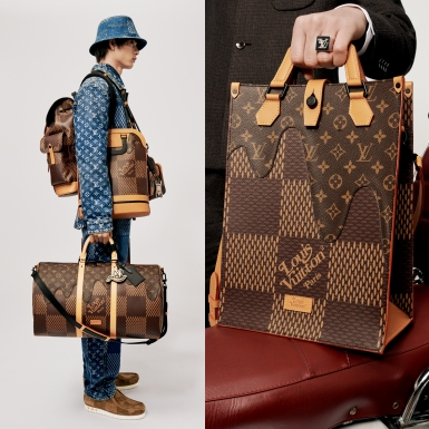 """Louis Vuitton hợp tác cùng Nigo ra mắt BST """"LV2"""" với hàng loạt siêu phẩm không thể rời mắt"""