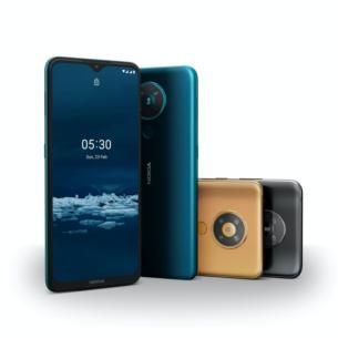 Nokia 5.3 nâng cao phân khúc tầm trung trong lĩnh vực nhiếp ảnh với công nghệ quad camera