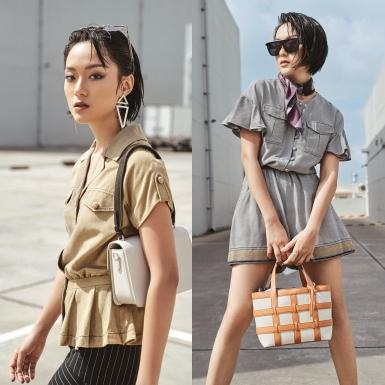 """Nữ chính MV """"Lạc Trôi"""" của Sơn Tùng M-TP trở thành mẫu chính mặc các sáng tạo mới của NTK Xuân Lê"""