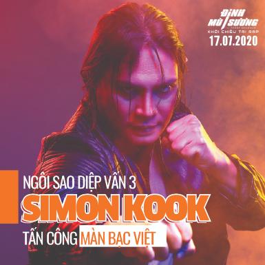 Simon Kook – Ngôi sao võ thuật đẳng cấp quốc tế đến từ Thái Lan chạm ngỏ điện ảnh Việt