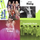 Cập nhật ngay kho nhạc Hàn với 13 playlists mới toanh