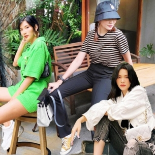 Street style khoe chân dài miên man của dàn mỹ nhân Việt tuần qua