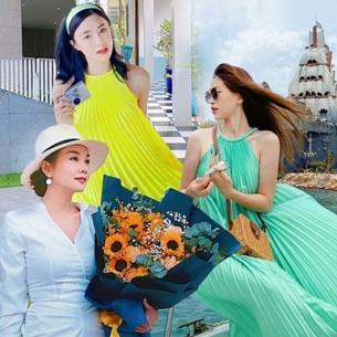 """Mỹ nhân Việt """"bung xòe"""" váy đầm rực rỡ, khoe street style đẹp nức nở tuần qua"""