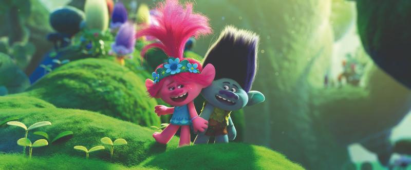 trolls world tour movie - 5