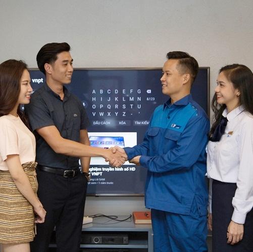 Giảm 20% cước phí khi đăng ký gói Internet – Truyền hình VNPT