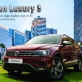 VW Việt Nam ưu đãi 50% phí trước bạ cho Tiguan Allspace Luxury