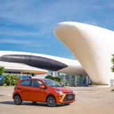 Toyota Wigo mới: thêm tiện ích, giảm giá bán tới 21 triệu đồng