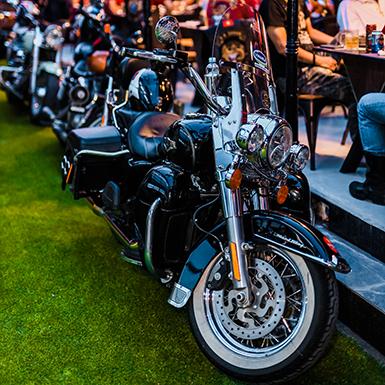 Khai trương nhà hàng của dân chơi Harley Davidson tại Đà Lạt