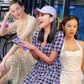 """Chi Pu, Quỳnh Anh Shyn và dàn sao Việt """"dát"""" hàng hiệu mới toanh trong loạt street style tuần qua"""