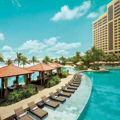 Kể từ lần đầu ra mắt cách đây 7 năm, đây vẫn là lựa chọn nghỉ dưỡng hàng đầu tại Hồ Tràm của nhiều du khách