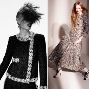 BST Chanel Haute Couture Thu Đông 2020: Những nàng công chúa punk kiều diễm và nổi loạn