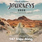 """Chia sẻ những khoảnh khắc du lịch Việt đẹp với """"Journeys 2020"""""""