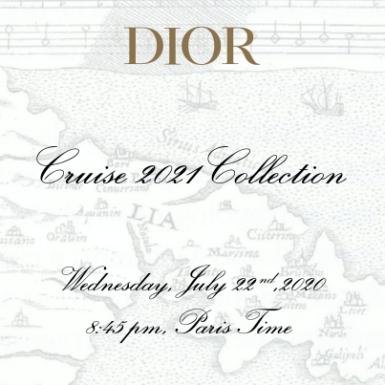 [LIVESTREAM] BST Dior Cruise 2021 – Đắm mình trong sự hòa quện của thời trang với các loại hình nghệ thuật đặc sắc