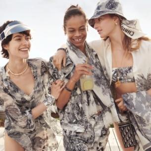 Tận hưởng một mùa hè bất tận với BST Dioriviera của Dior