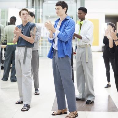 Hermès vượt qua mọi rào cản và giới hạn mang đến BST Xuân Hè 2021 dành cho nam