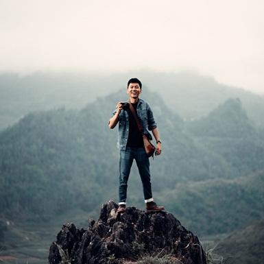 Travel Blogger Khoai Lang Thang: Quê hương mình xứng đáng để chúng ta hết lòng hết dạ!