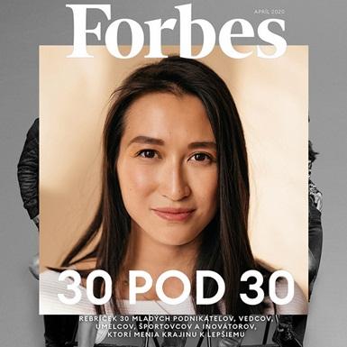 """Cô gái gốc Việt lọt top Forbes 30 Slovakia: """"Phở là sợi dây kết nối giữa tôi và quê nhà"""""""