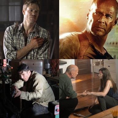 """Siêu phẩm hành động """"Đêm Sống Còn"""" qui tụ dàn diễn viên hoành tráng, từ ngôi sao U70 Bruce Willis đến tài tử phim teen đình đám một thời"""