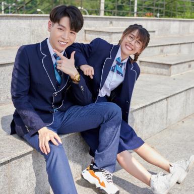 """Bộ đôi """"Top 1 trending"""" Đức Phúc – Hậu Hoàng lần đầu bắt tay ra mắt phim ngắn về thanh xuân vườn trường"""