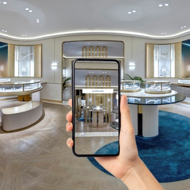 Piaget ra mắt cửa hàng ảo – mang trải nghiệm đặc sắc đến cho mọi người