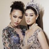 """Sao Việt chuộng tông make-up nâu trầm tại show """"Thương"""" của NTK Hoàng Hải"""