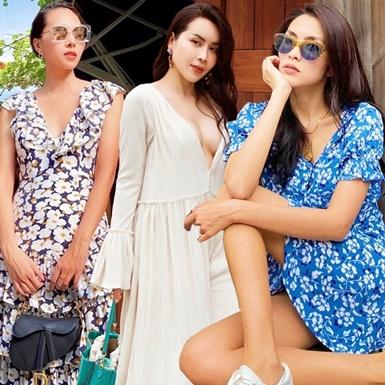 """Mãn nhãn với street style khoe dáng nuột nà, """"ăn gian"""" tuổi tác của mỹ nhân Việt tuần qua"""