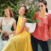 Street style ngọt ngào của Tăng Thanh Hà và dàn mỹ nhân Việt tuần qua