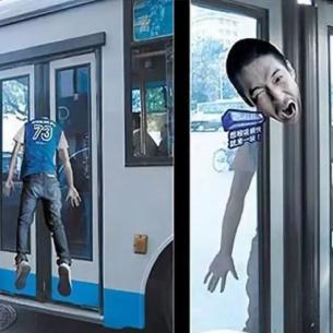 Những chiếc xe buýt lạ lùng khiến bạn không tin ở mắt mình