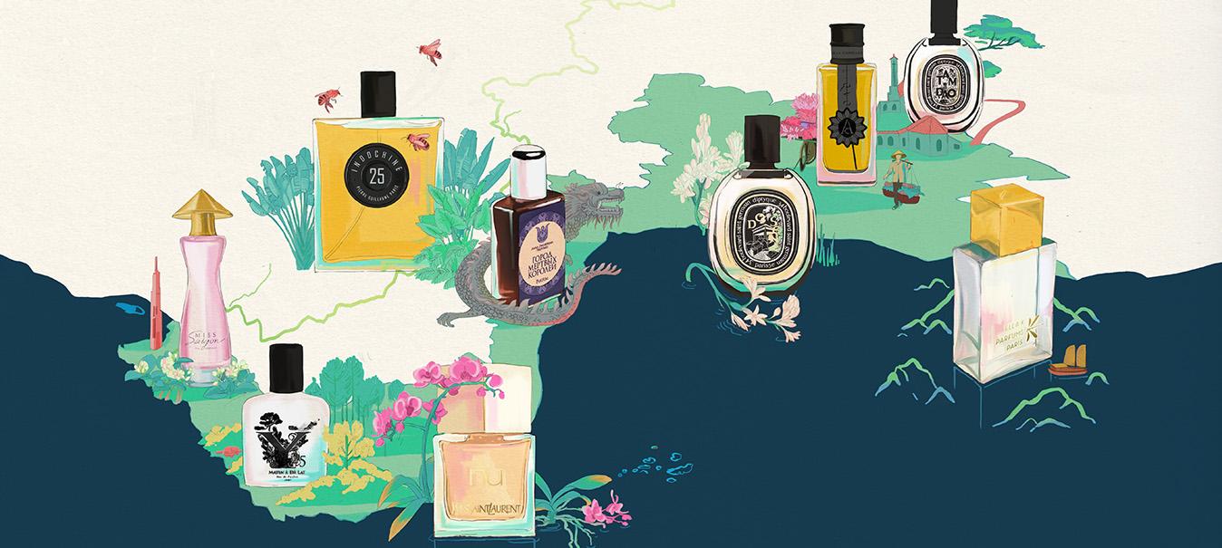 Những mùi hương nước Việt