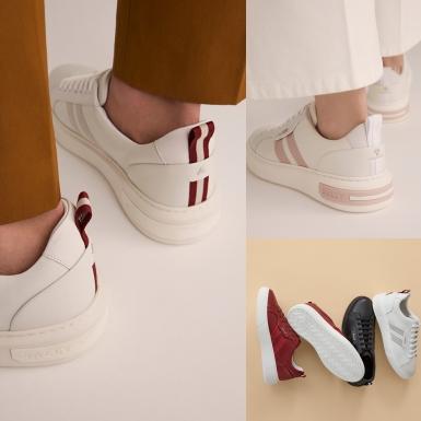 """Bally """"bứt phá"""" ngoạn mục với những đôi giày sneakers trẻ trung, thanh lịch"""