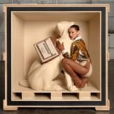 Bella Hadid tạo dáng xuất thần trong loạt hình quảng cáo mới của Burberry