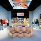 BST Atelier Versace Thu Đông 2020: Mang sắc màu hội họa trừu tượng đương đại để viết nên ngôn ngữ thời trang đẳng cấp
