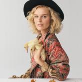 Không phải người mẫu, các loài động vật mới chính là nhân vật chính trong chiến dịch quảng bá BST Etro Thu Đông 2020