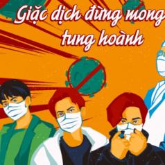 K-ICM tung ca khúc ngợi ca các chiến sĩ áo trắng ở tuyến đầu chống dịch