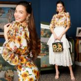 ho ngoc ha hoa tiet huong duong - featured image