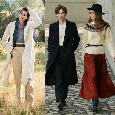 Bí quyết mặc đẹp theo phong cách thập niên 70 từ Ines de la Fressange