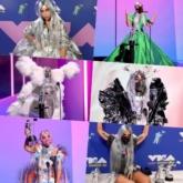 """Lady Gaga """"càn quét"""" VMA 2020 với 9 bộ trang phục"""