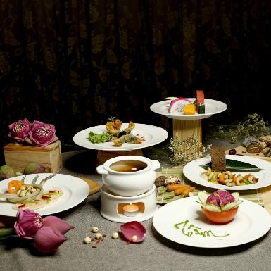Tìm về sự an nhiên và thanh tịnh từ ẩm thực chay đặc sắc ngay tại trung tâm Sài Gòn