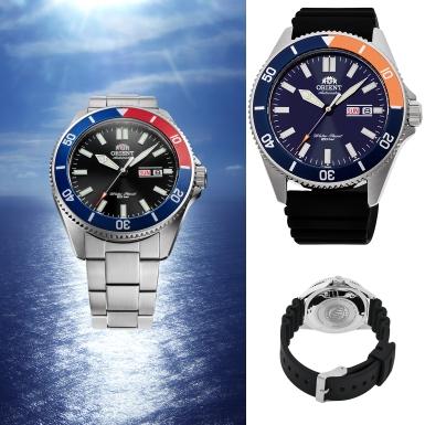 ORIENT cho ra mắt những mẫu đồng hồ lặn mới, linh hoạt trong mọi hoàn cảnh
