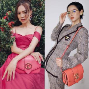 Dàn mỹ nhân Việt và châu Á phải lòng vẻ đẹp thanh lịch của mẫu túi Louis Vuitton Pont 9