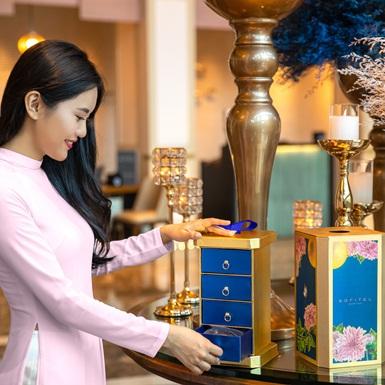 Đón Trung thu ấm áp với bộ sưu tập bánh tròn vị của Sofitel Saigon Plaza