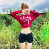 Cô gái nổi tiếng khắp mạng xã hội với vòng eo 37,8 cm