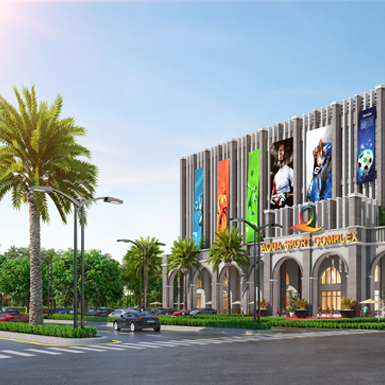 Tiện ích hiện đại, vận hành chuyên nghiệp tạo giá trị khác biệt cho Aqua City